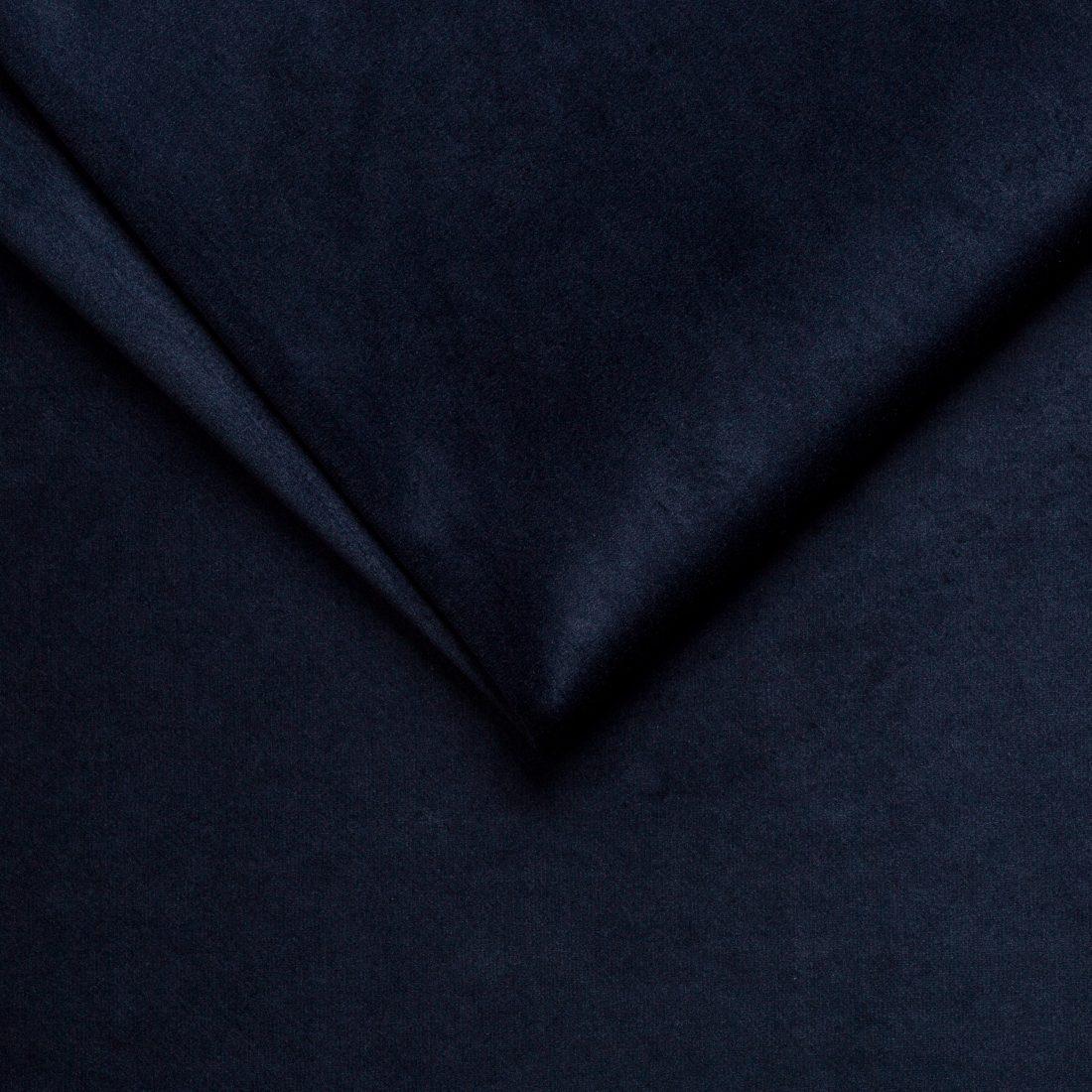 Мебельная ткань Velluto 37 Deep Blue, велюр