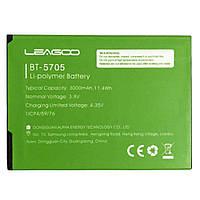 Аккумулятор Leagoo M9 Pro / BT-5705 (3000 mAh) 12 мес. гарантии