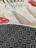"""Бесплатная доставка! Круглый ковер в детскую """"Зайчик"""" диаметр 200 см, фото 9"""