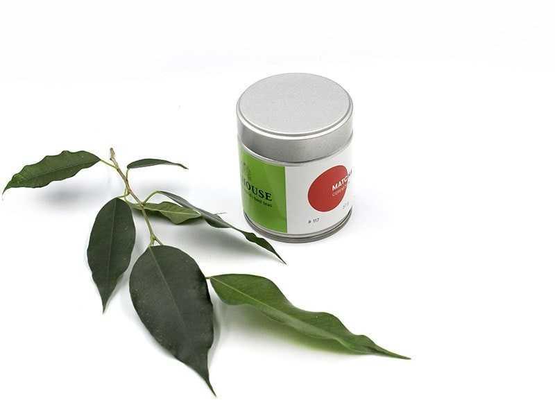 Чай Teahouse (Тиахаус) Матча церемониальная 50 г (Tea Teahouse Matcha ceremonial 50 g)