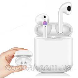 Беспроводные Bluetooth наушники MDR iFans i12 / Сенсорные блютуз наушники