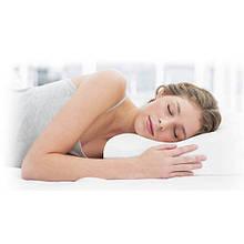 Ортопедическая подушка Aurafix (Аурафикс) 866 с эффектом памяти (60х40х12/10 см)