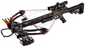 Блочный арбалет Man Kung XB52 Stalker KIT, Black