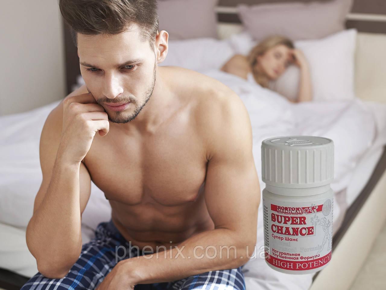 Super Chance (Супер Шанс) натуральный препарат для восстановления потенции