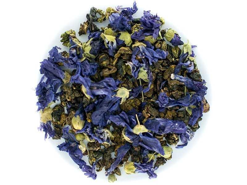 Чай Teahouse Тиахаус Голубой Тегуаньинь 250 г Tea Teahouse Blue Tieguanyin 250 g