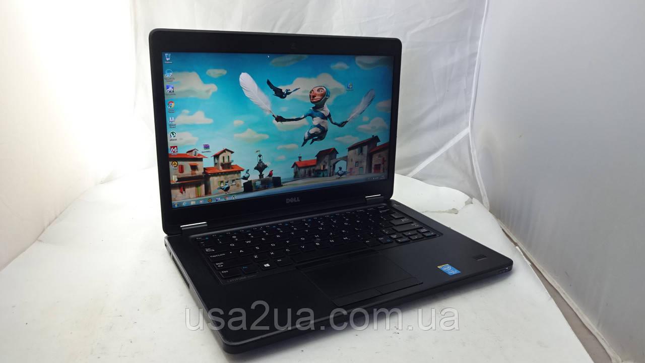 Мощный Ноутбук Dell Latitude E5450 Core i5 5Gen 500gb 8Gb WEB Кредит Гарантия Доставка