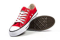 Кеды Converse ALL STAR  красные (36-46)