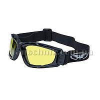 Очки защитные GV Trip (желтые)