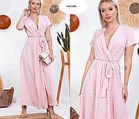 Платье летнее длинное 1213 (29)