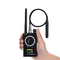 Детектор прослушки Protect K-18, радиопередатчиков и замаскированных камер жучков до 8 ГГц (02328)
