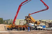 Бетон П4 для бетононасосов, с доставкой по Одессе.