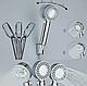 Насадка для душу двостороння Faucet Multifunctional 3 режими поливу, фото 3