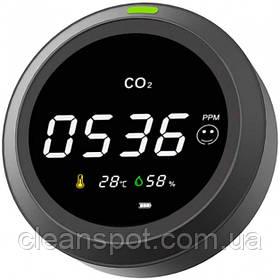 Термогигрометр с датчиком измерение CO2 SBTR (PTH-5)