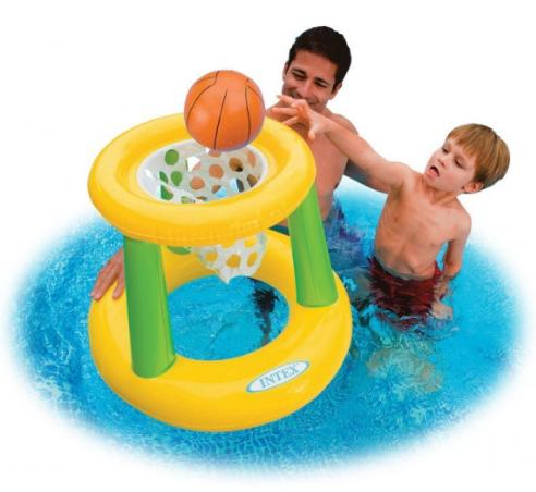 Надувные игрушки для бассейна