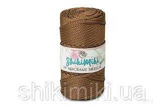 Трикотажный шнур PP Macrame Medium, цвет Бронза