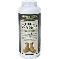 Военная антигрибковая присыпка для ног Homefront Foot Powder