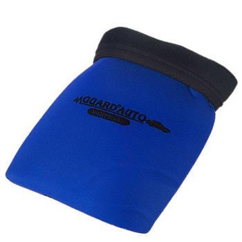 Подставка под телефон для автомобиля Мешочек GUARD Blue (60)