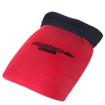 Подставка под телефон для автомобиля мешочек GUARD Red (60)