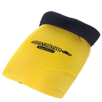 Подставка под телефон для автомобиля мешочек GUARD Yellow (60)