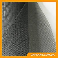 ЄВРО москітна сітка (антимоскітні сітки) в рулонах 1.6х30м СІРА, фото 1