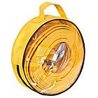 Трос буксирний ST206B/TP-209-5-1 5т стрічка 50мм х 6м оранж/2 гака/сумка (TP-209-5-1), фото 5