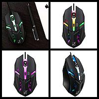 USB мышь K2 компьютерная мишка для ноутбука