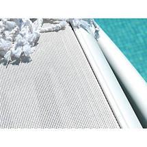 Лежак пляжный пластиковый пластмассовый Atlantico, фото 3