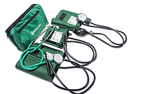 Аппарат для измерения кровяного давления (сфигмоманометр) с тремя манжетами Medicare
