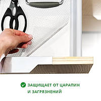 Килимок для полиць і ящиків DM-1200 T прозорий