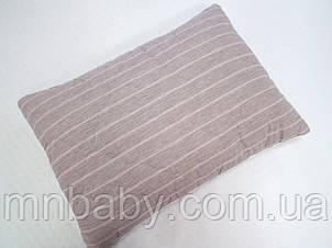 Подушка 50*70 см стеганая с конопляным наполнителем