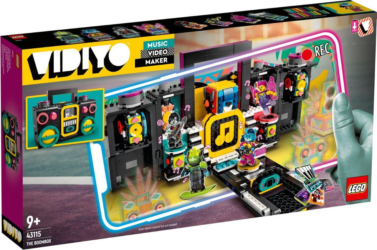 Lego Vidiyo The Boombox (Бумбокс) 43115