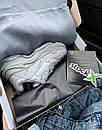 Жіночі Кросівки Balenciaga Tripl S Logo Grey, фото 8