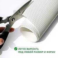 Коврик для полок и ящиков DM-1200 W белый