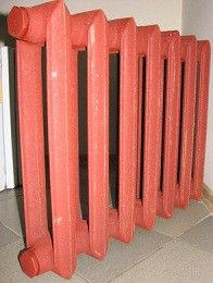 Чугунные радиаторы отопления МС-140 (Украина), Viadrus (Чехия)