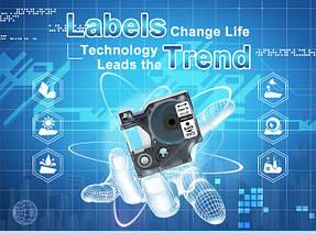 Лента D1 для принтера этикеток Dymo Label Manager / Label Point