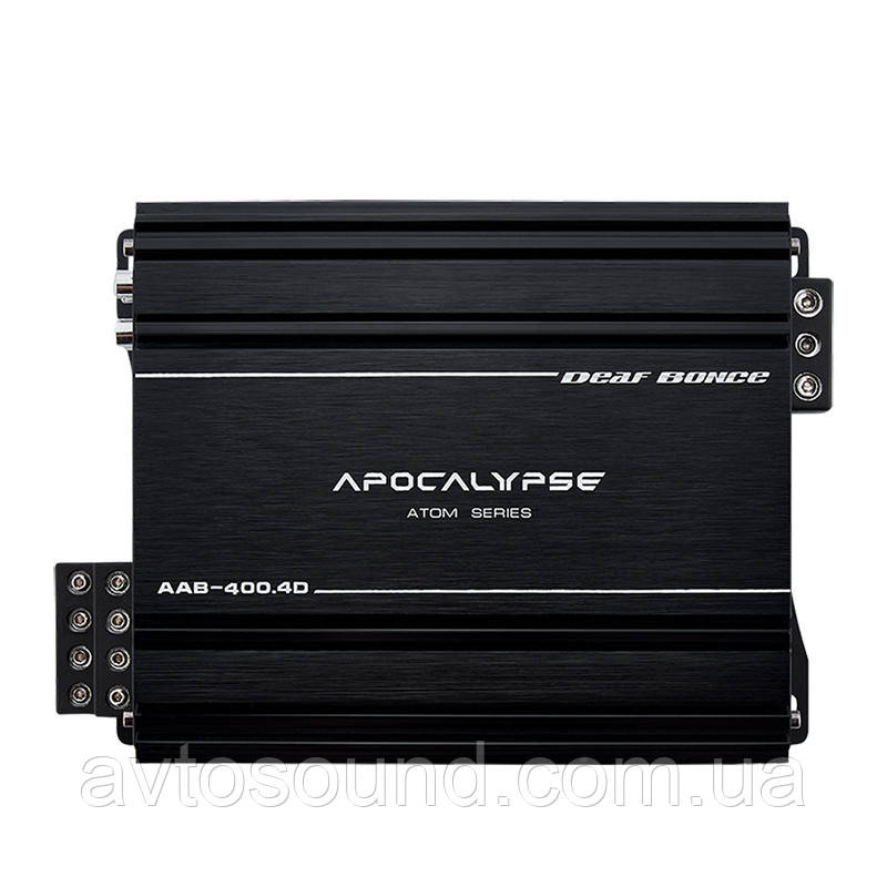Підсилювач Deaf Bonce Apocalypse AAB 400.4