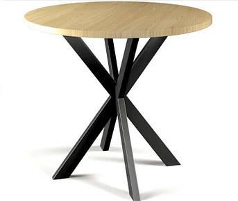 Стол в стиле Лофт, Woodin, 720x900x900 ST-1672