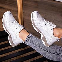 Женские кроссовки Fashion Badlands 1522 36 размер 23 см Белый, фото 2