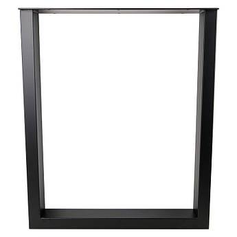 Опора в стиле Лофт Loft OP-0172 Черная Woodin 720x600мм