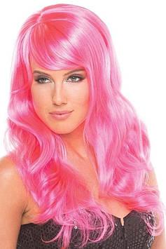 Перука Be Wicked Wigs - Burlesque Wig - Pink код