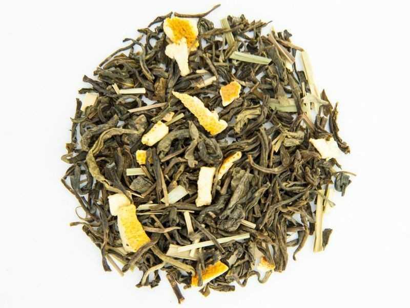 Чай Teahouse (Тіахаус) Дикий лимон 250 г (Tea Teahouse Wild lemon 250 g)