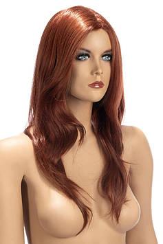 Парик World Wigs OLIVIA LONG REDHEAD код