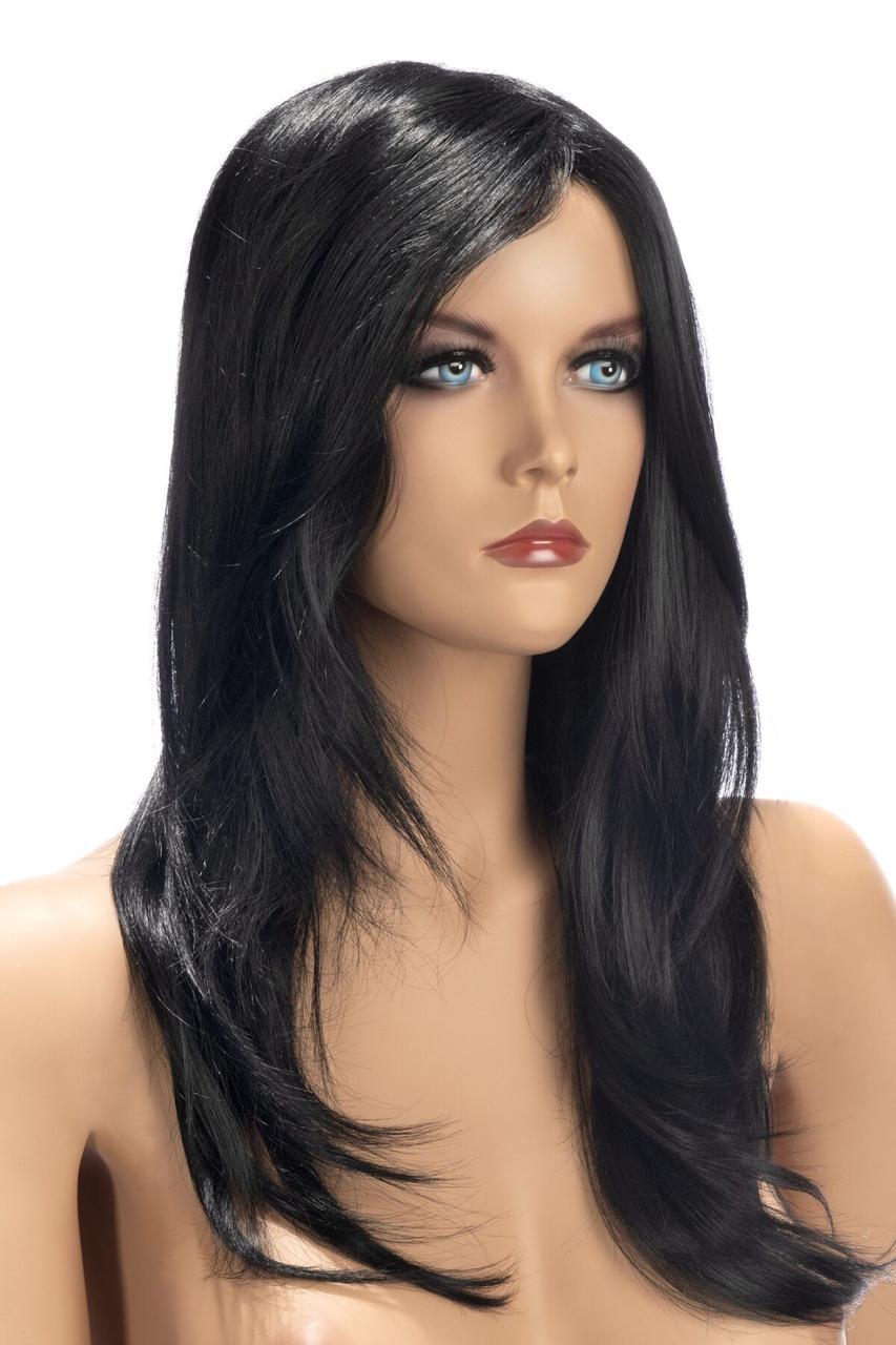 Перука World Wigs OLIVIA LONG BROWN код