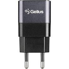 СЗУ Gelius Pro Iron GP-HC05 2USB 2.1A Black Grey 00000074889, КОД: 2358406