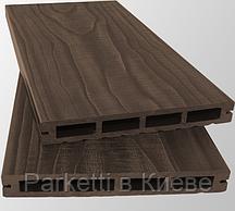 Террасная доска Woodlux 3D Vintage Step Mokka