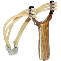 Рогатка металлическая для спорта рыбалки 2000-03683