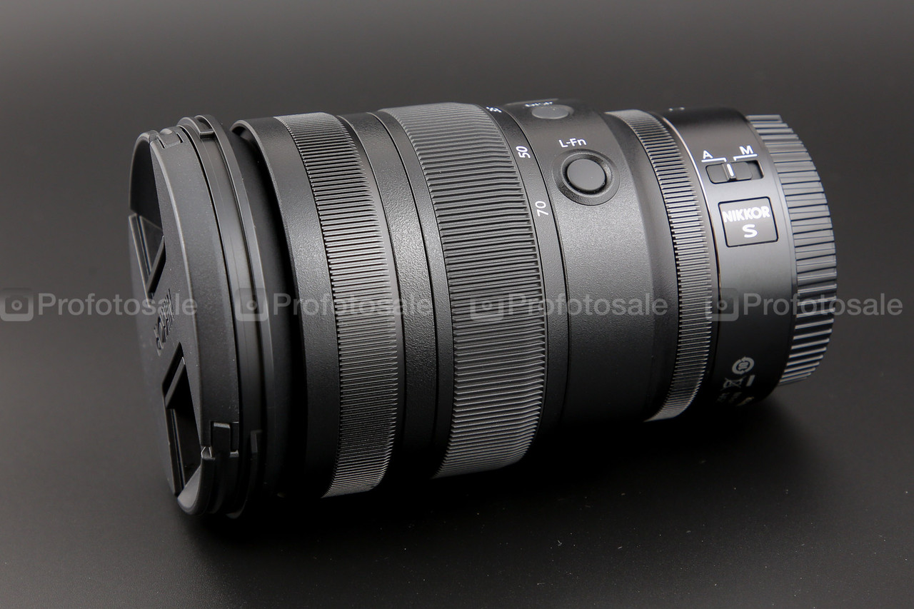 Об'єктив Nikon Nikkor Z 24-70mm f/2.8 S