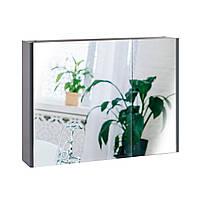 Зеркальный шкаф для ванной комнаты 80х60 Qtap Scorpio QT1477ZP802G