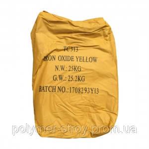 Пигмент для бетона. Tongchem Жовтий ТС313 (Гонконг) ОРИГИНАЛ!
