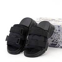 Женские шлепанцы в стиле Dior D-Wander Slide, черный, Китай